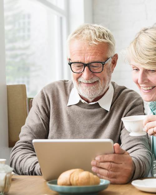 older borrowers looking at mortgages