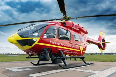 Midlands Air Ambulance Savings Account
